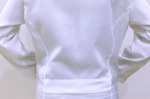 dois jalecos feminino acinturado,/médico/enfermagem/odonto