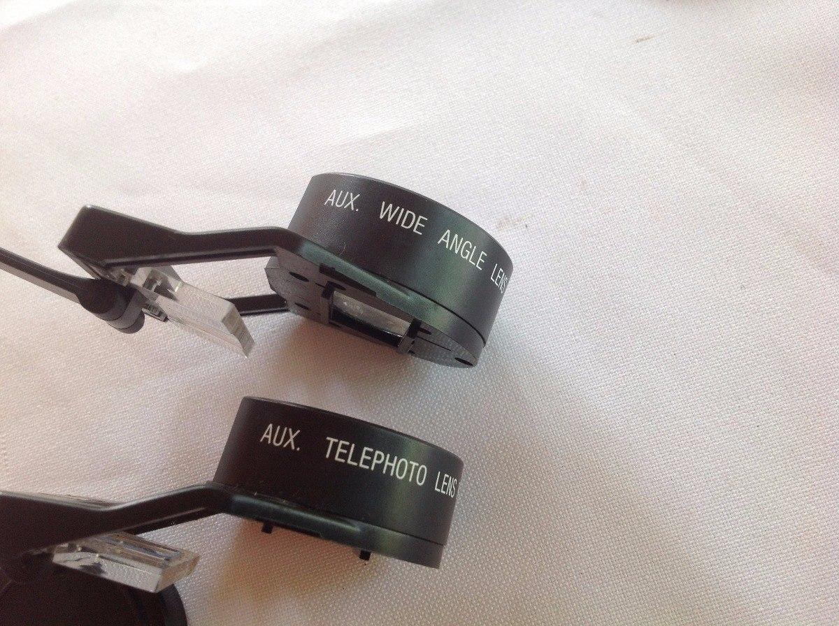 Dois Photax Aux Telephoto Lens For Ricoh Af-50/af-70