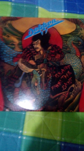 dokken lp de vinil doble, álbum  beast from the east  1988