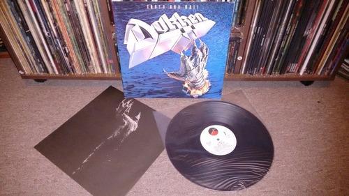 dokken - tooth and nail (vinilo) lp rock metal ed japonesa