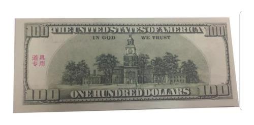 dolar billete falso repuesto supreme