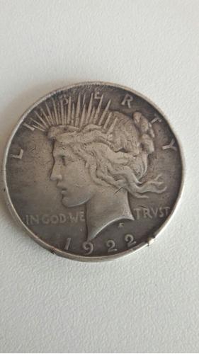 dolar de plata de 1922