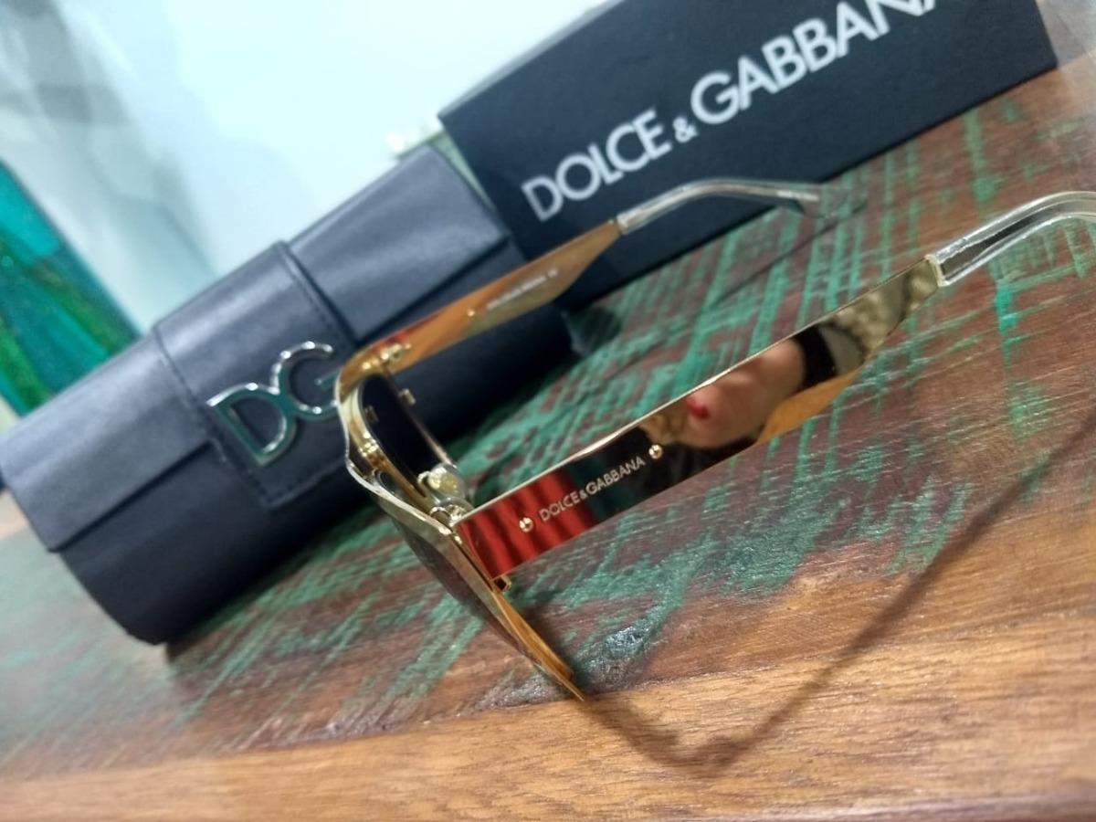 Óculos Dolce   Cabbana Original Ray Ban Gucci Fendi - R  790,00 em Mercado  Livre 930e6444e0