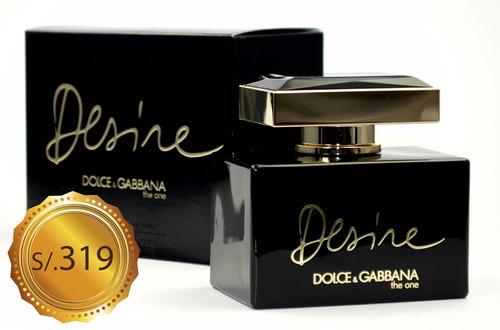 dolce & gabbana - desire  eau de parfum 75ml