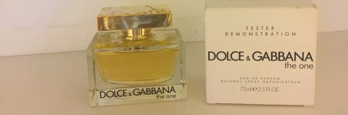 e84f7919664a9b dolce   gabbana eau de parfum the one femme 75ml tester. Carregando zoom.