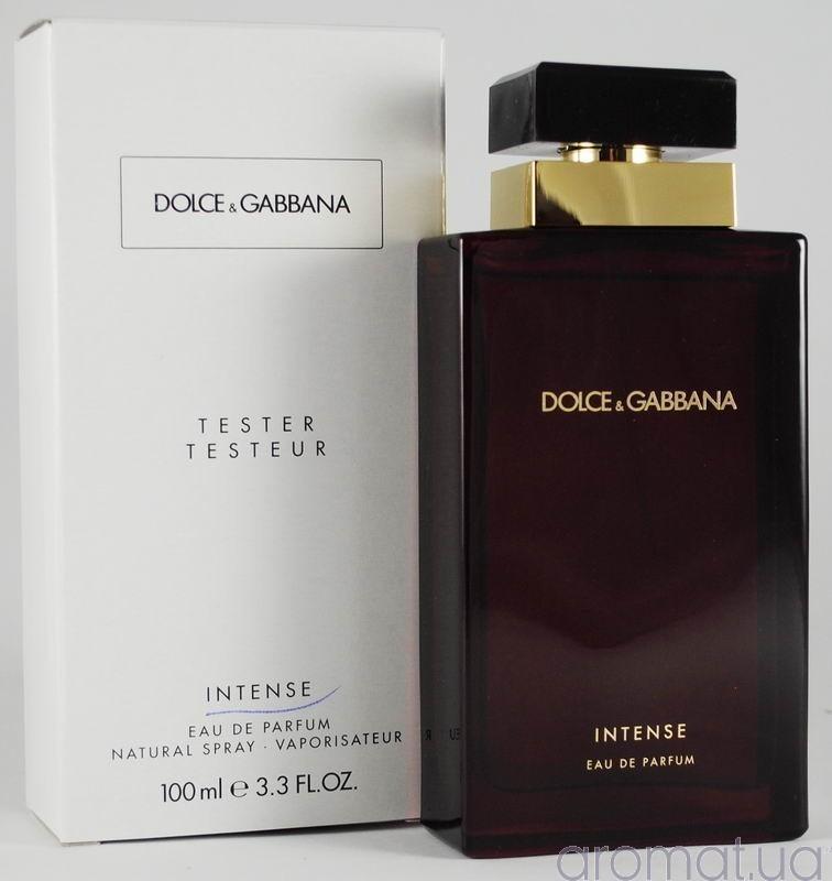 94baaaef58 dolce gabbana intense e parfum * tester*100ml e gratis pais! Cargando zoom.