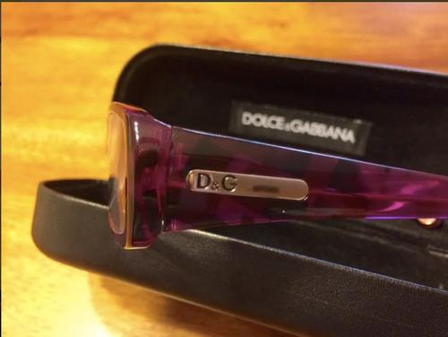 dolce gabbana lente ópticos