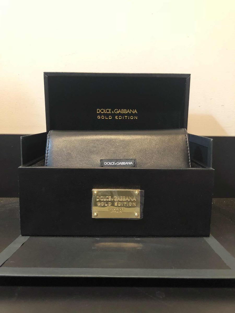 31e03c2d92c80 Carregando zoom... óculos dolce gabbana limited gold (ouro 18 quilates)