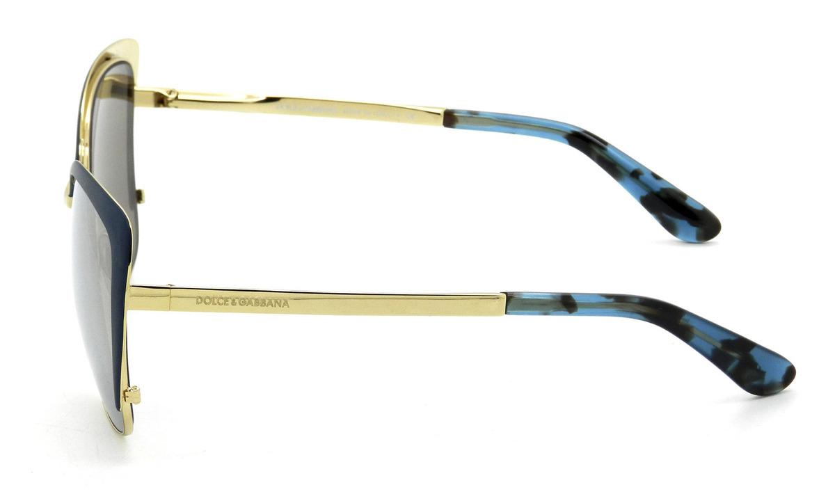 97c890c2c1235 Óculos Dolce   Gabbana Dg2143 02 6g 57 - Lente 57mm - R  810