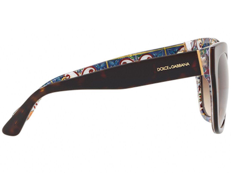 Óculos De Sol Dolce  gabbana Feminino Dg4270 3178 13 - R  639,00 em ... 38129eccb4