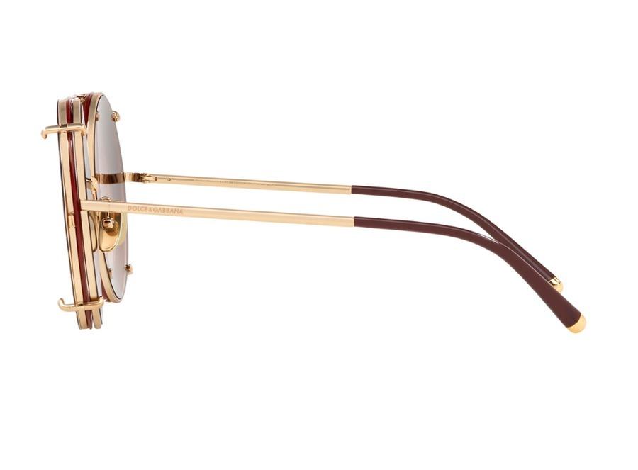 71cef32c34302 Óculos De Sol Dolce Gabbana Dg2198 1318 - R  2.120