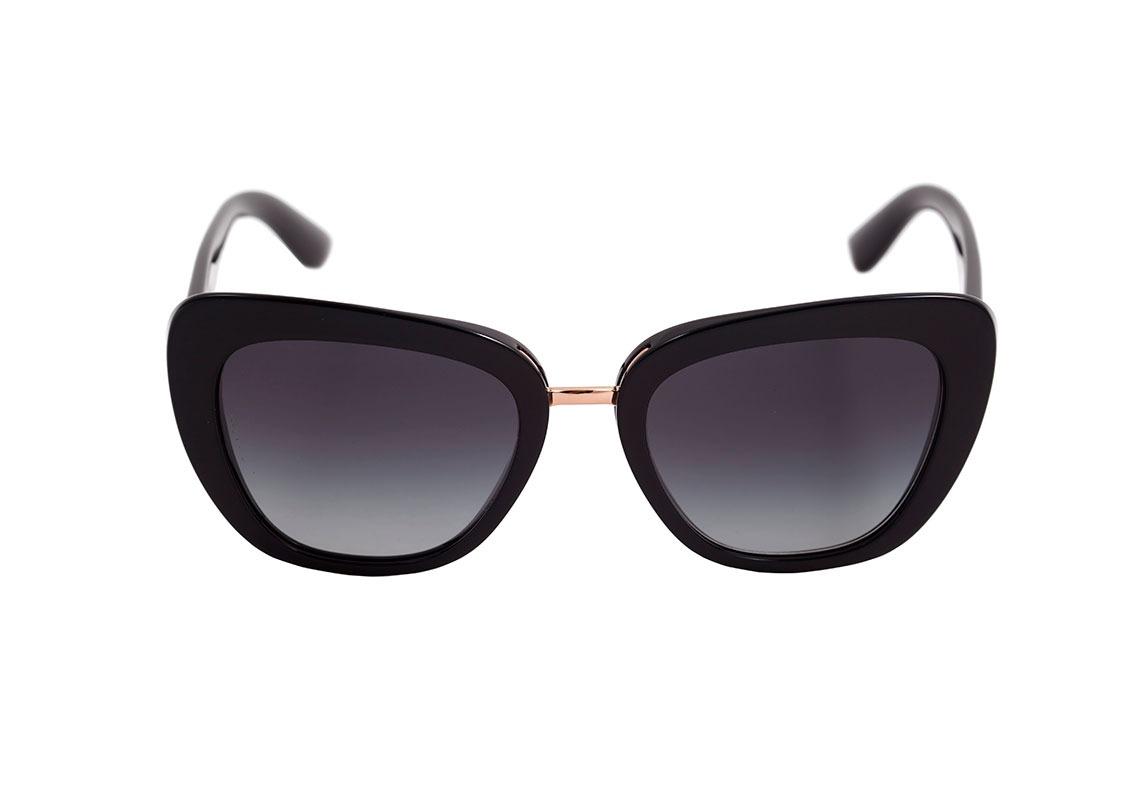 Dolce   Gabbana Dg 4296 - Óculos De Sol 501 8g Preto E - R  989,00 ... ea23123a1c