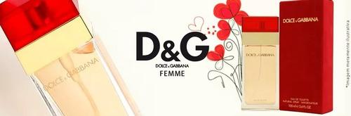 dolce gabbana perfume feminino