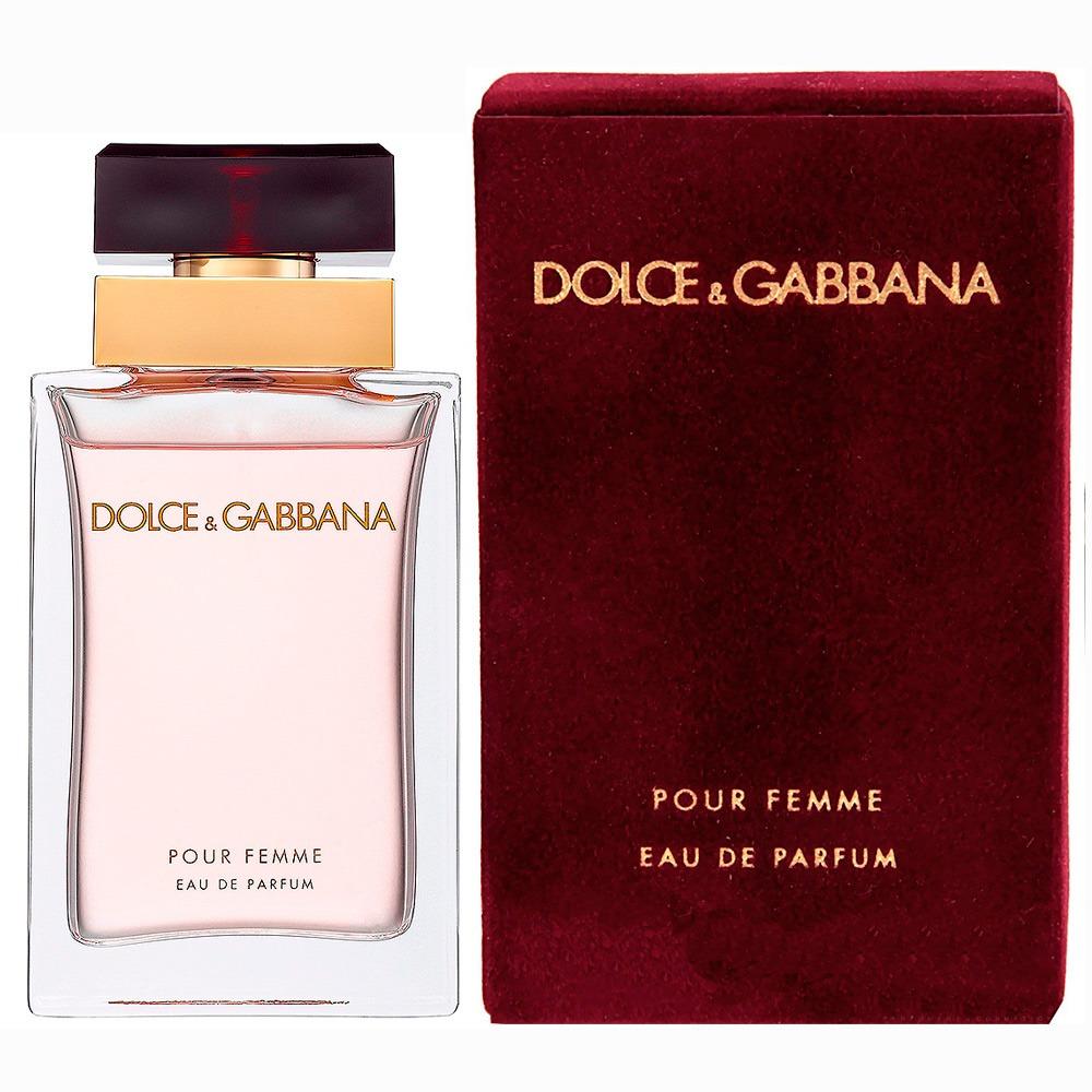 74cffa058a37a dolce gabbana pour femme eau de parfum perfume feminino 50ml. Carregando  zoom.