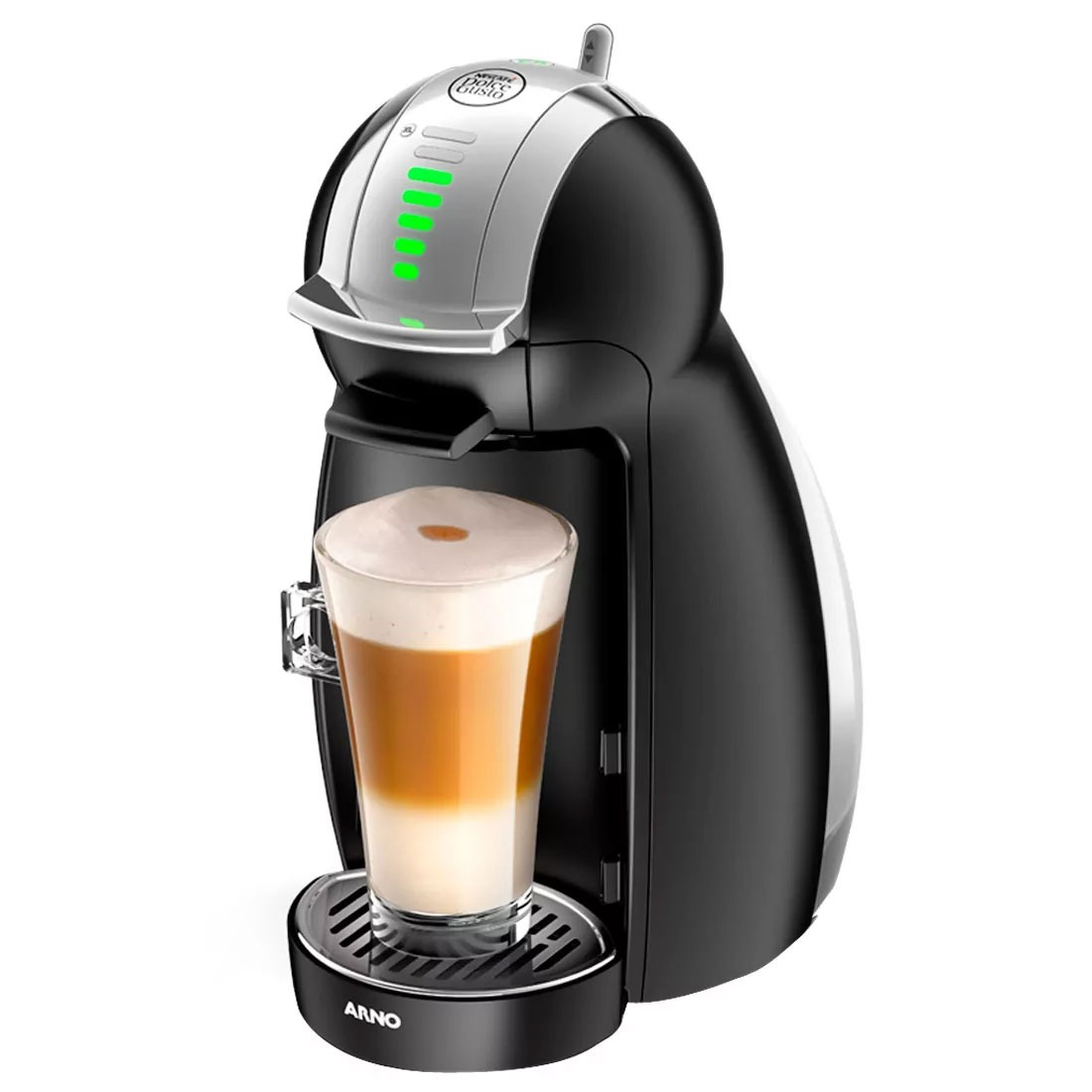 b18c7d57a Máquina De Café Espresso Dolce Gusto Nescafé Genio 127v Arno - R ...