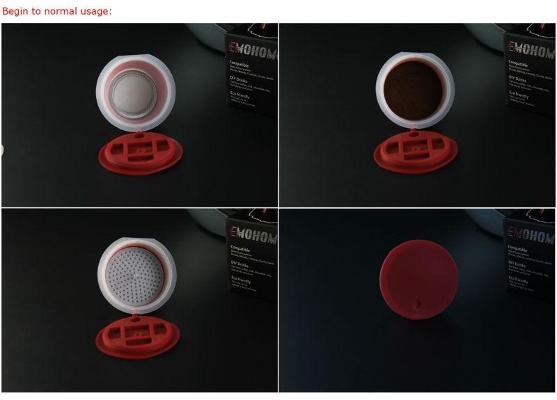 3x capsulas reutiliz veis cafeteira dolce gusto r 105 00 em mercado livre. Black Bedroom Furniture Sets. Home Design Ideas