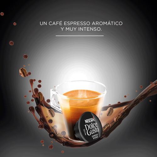 dolce gusto capsulas espresso intenso x3 cajas