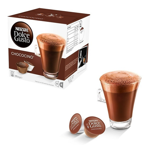 dolce gusto capsulas mix chocolates  pack x12 cajas