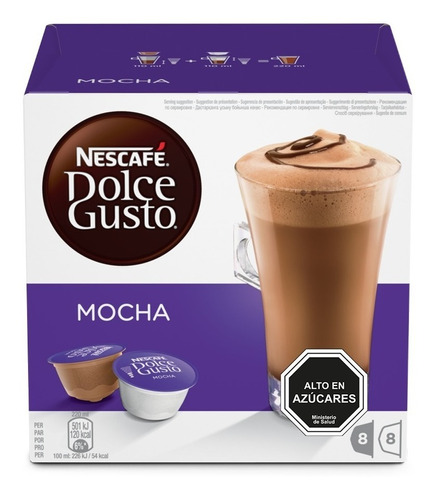 dolce gusto espencial lacteados pack x6 cajas