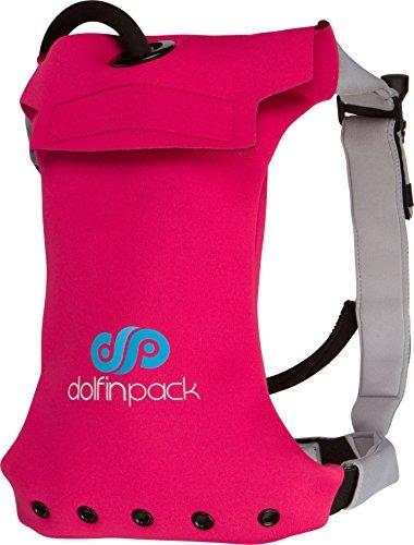 dolfinpack ligero, de forma ajustada, a prueba de agua, dep