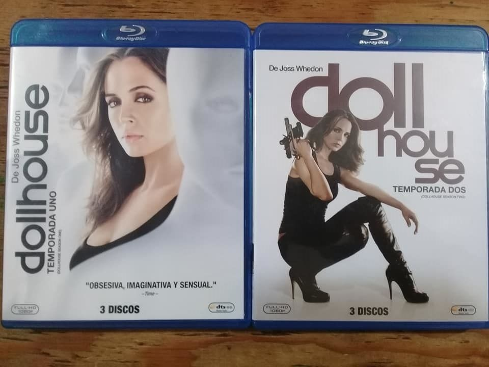 Dollhouse Serie Tv Bluray 990 00 En Mercado Libre