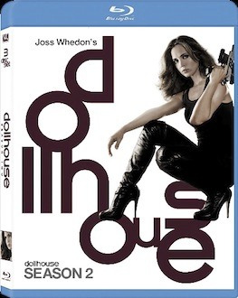 dollhouse temporada 2 en bluray