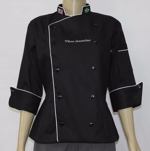 dolma de chef feminina, gastronomia cozinha restaurante doma
