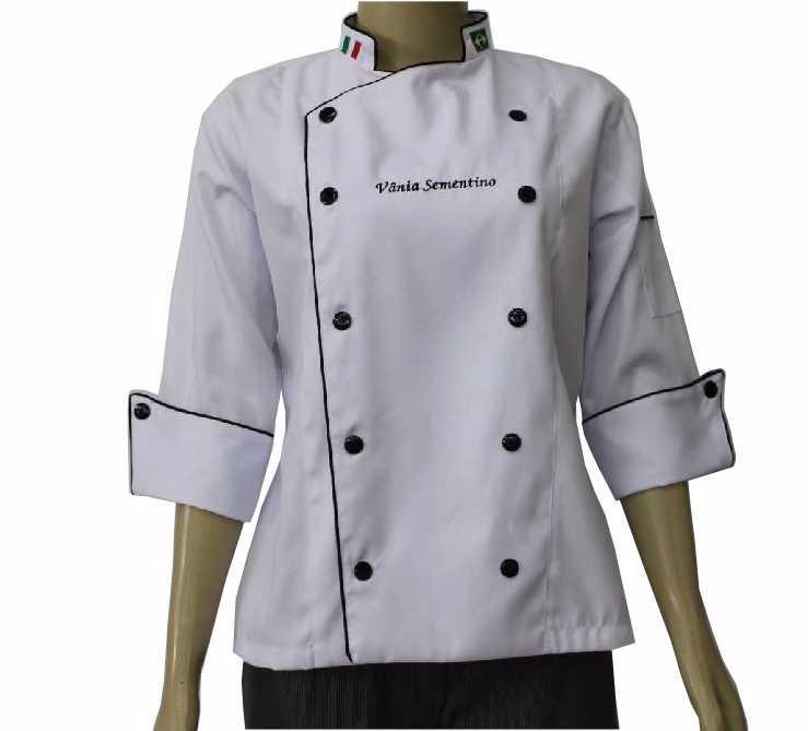 Dolma De Chef Feminina bb5756a6971