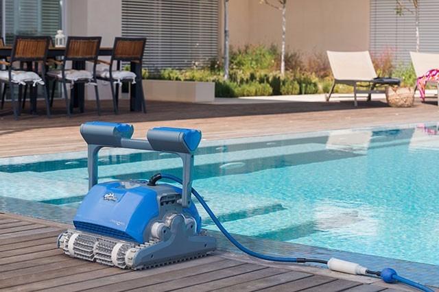 Dolphin supreme m400 robot limpia piscinas 38 for Robot limpia piscina