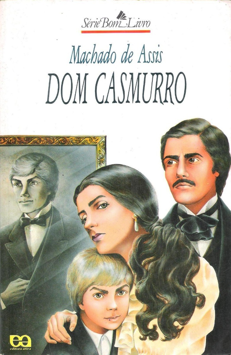 Dom Casmurro - Machado De Assis - Diversas Edições - R$ 25