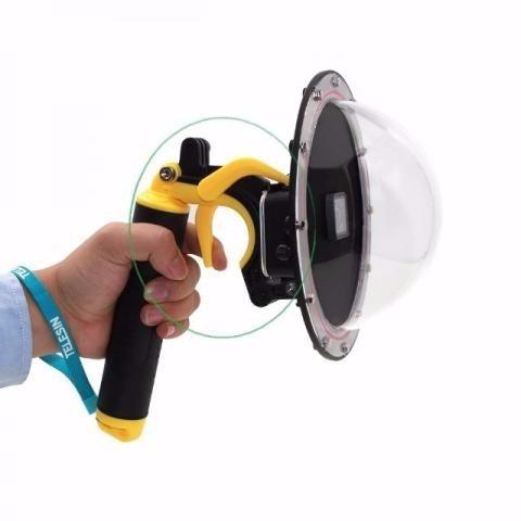 dome 6 fotos aquáticas telesin efeito aquário gopro hero 5