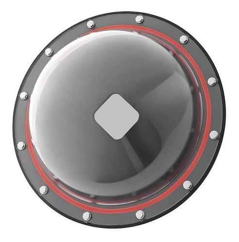 dome - 6 polegadas - gopro hero session - telesin