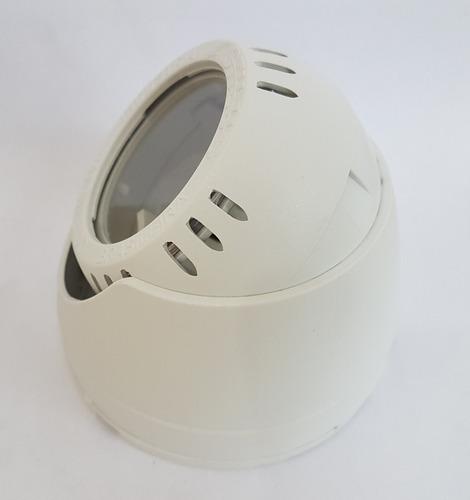 dome articulado stilus branco pacote 8 peças