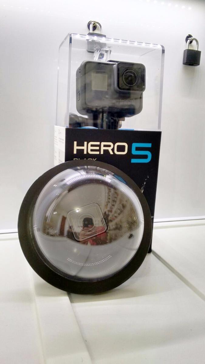 1717602220381 Dome Gopro Hero 5 Black Ou Hero6 Black - 4 Polegadas - R  179,99 em ...