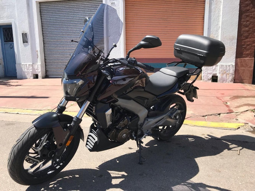 dominar 400 - 2018 impecable 6000 kms