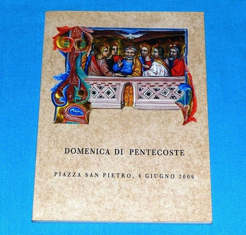domingo d pentecostés vaticano plaza san pedro 2006 italiano
