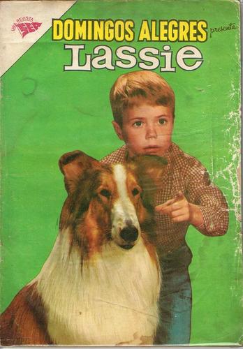 domingos alegres lassie  # 430 1962