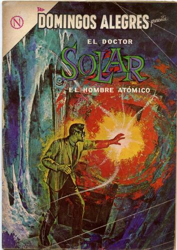 domingos alegres nº 512, el doctor solar, enero1964, novaro