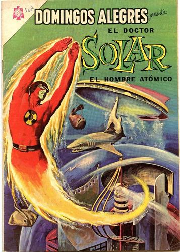 domingos alegres nº 567, el doctor solar, febrero1955