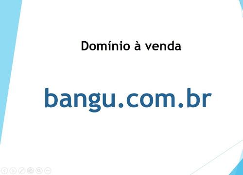 domínio bangu.com.br
