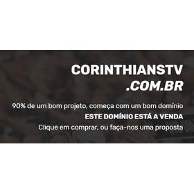 Domínio Corinthians Tv