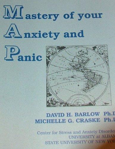 dominio de su ansiedad y pánico