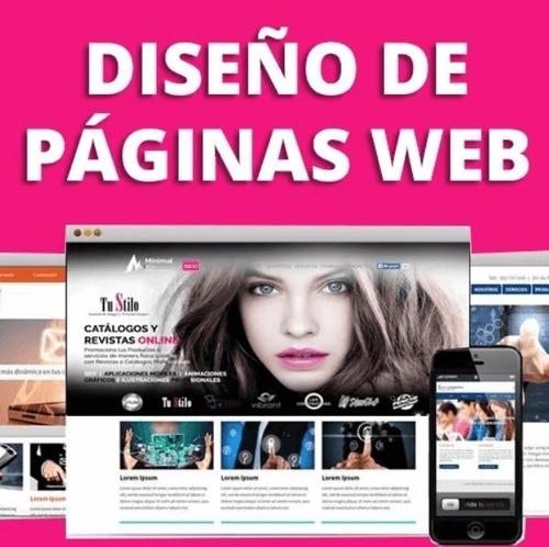 dominio desarrollo páginas web alojamiento ilimitado móvil