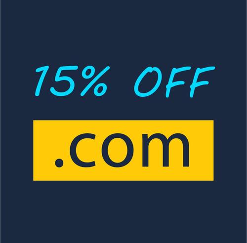 domínios .com para site e blog, promoção!