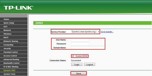 dominios cuenta dyndns para dispositivo, servidores, cctv