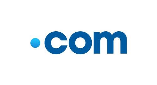 dominios web .com e-mail perzonalizado promocion
