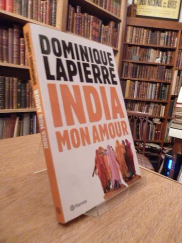 dominique lapierre - india mon amour