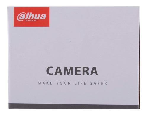 domo dahua 720p tri-norma infrarroja 20m hdw 3.6mm seguridad