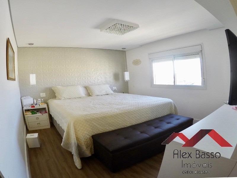 domo life - alto padrão - condominio clube completo - 156 mts - ap00601 - 34204515