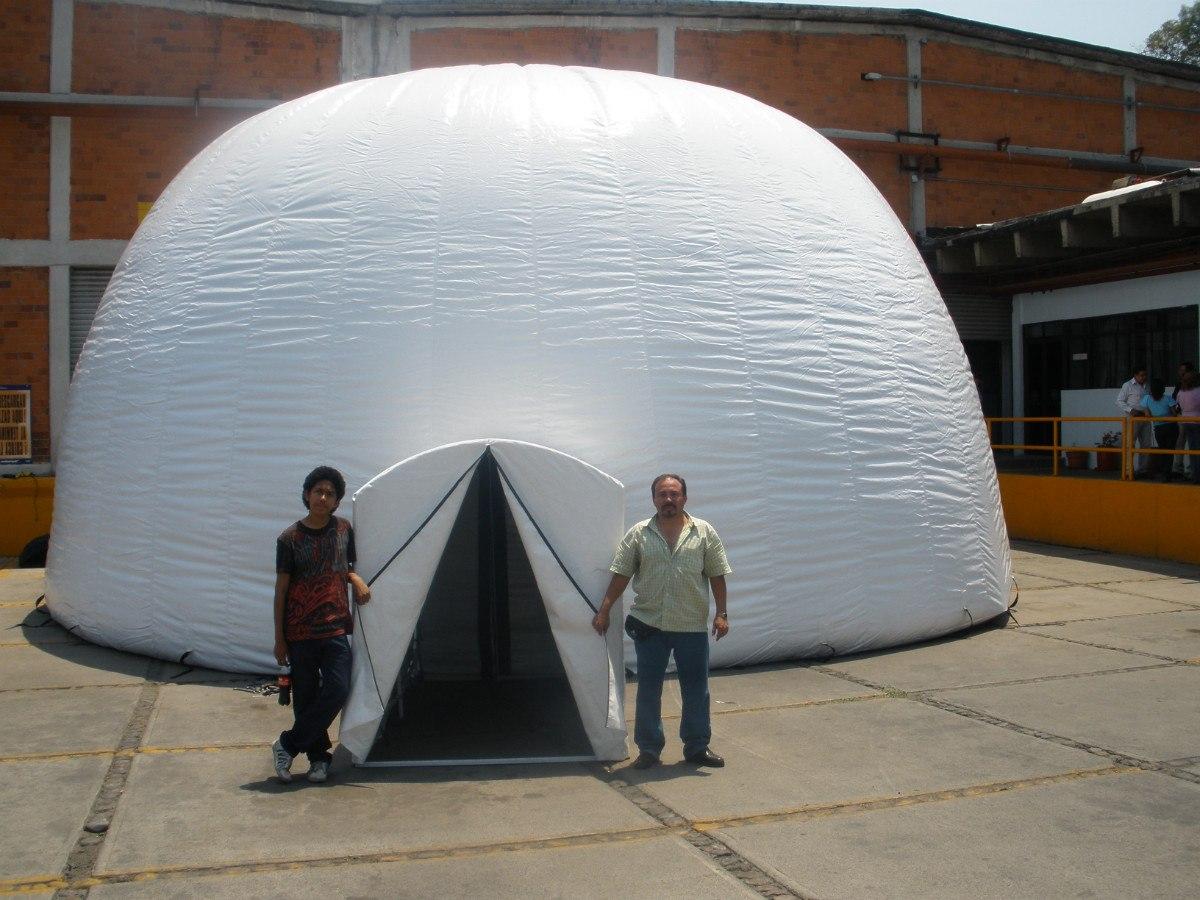 domo planetario magico Ó móvil de méxico real3d imax y warp